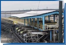 Belt press dewatering equipment
